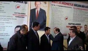 CHP'li başkan adayı istifa edip AK Parti'ye geçti
