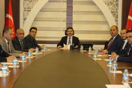 Hakkari'de 'Çocuk Koruma Kanunu' toplantısı