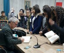Hakkari'de 'Okur-Yazar' buluşması