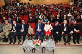 Hakkari'de 8 Mart Dünya Kadınlar Günü etkinliği