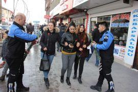 Hakkari'de Kadınlar Günü etkinliği