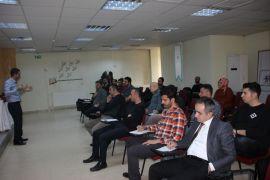 Hakkari'de proje hazırlama eğitimi