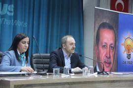 'Kadınlar Şehri Konuşuyor' programına yoğun ilgi