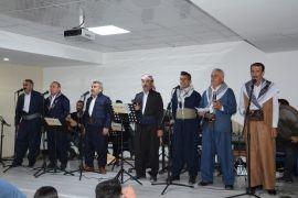 Reng-i Hakkari'den müzik ziyafeti