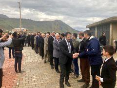Başkan Gür, seçilen başkanları ziyaret etti