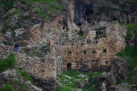 Çukurca'nın 400 yıllık taş evleri restore ediliyor