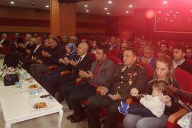 """Hakkari'de """"Şehit Teğmen Özatak Sergisi"""" açıldı"""