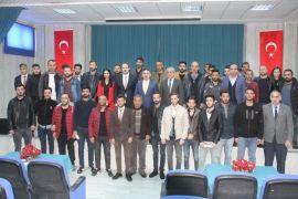Hakkari'de 62 kişiye doğalgaz sertifikası