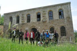 Doğa tutkunlarından Kayme Sarayı'na ziyaret