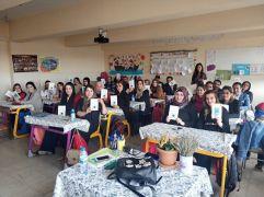 Hakkari'de 'Veliler Okuyor' projesi