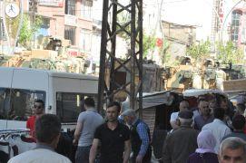 Irak'ın kuzeyindeki teröristlere yönelik 'Pençe' operasyonu