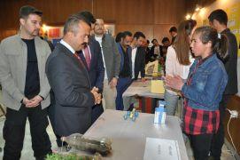 Kadıköy Ortaokulu projelerini sergiledi