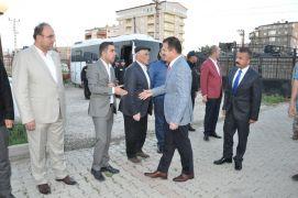Vali Akbıyık, Yüksekova'da iftar programına katıldı