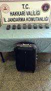 Yolcu valizinin tabanında eroin bulundu