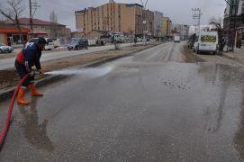 Yüksekova'da bahar temizliği