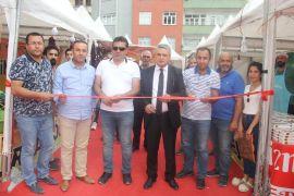 Anadolu Kervanı Yöresel Ürünler Fuarı Hakkari'de açıldı