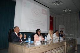 Hakkari'de 'Finansal Okuryazarlık ve Kadının Ekonomik Güçlenmesi' semineri