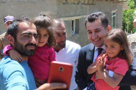 Vali Yardımcısı Duruk'tan köy ziyaretleri