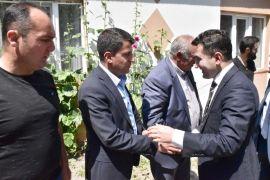 Vali Yardımcısı Duruk, köy halkıyla yemekte buluştu