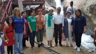 Başkan Erdem'in Şemdinli ve Nehri ziyareti