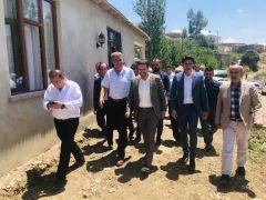 Başkan Gür, Geçitli köyünü ziyaret etti
