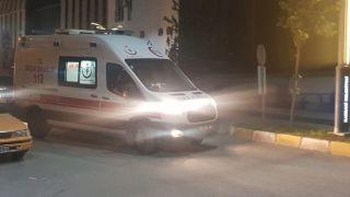 Çukurca'da 1 kadın ve çocuğu vuruldu