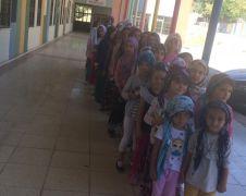 Çocuk Oyun ve Kültür Merkezi, Kur'an kursu öğrencilerini ağırladı