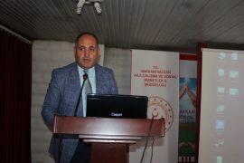 Hakkari'de eğitim toplantısı