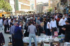 Hakkari'de kurban bayramı telaşı