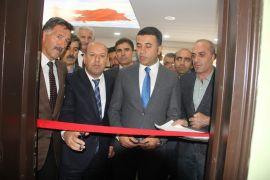 Hakkari'de Gazi ve Şehit Aileleri Derneği açıldı