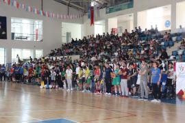 Hakkari'de yaz spor okulları sona erdi