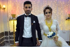 Irak'tan Yüksekova'ya gelin