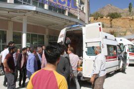 Öğrenci servisi devrildi: 6 yaralı