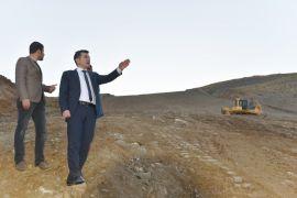 Vali Yardımcısı Duruk, 3 bin 600 rakımda incelemelerde bulundu