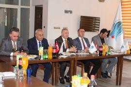 YÜTSO'dan  UR-GE proje toplantısı