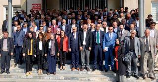 """AK Parti Hakkari """"Genişletilmiş İl Danışma Meclisi"""" toplantısı"""