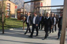 Başkan Karaman'dan esnaf ziyareti