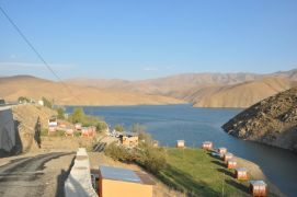 Dilimli Barajı vatandaşların uğrak mekanı oldu