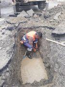 Hakkari Belediyesinden içme suyu çalışması