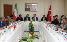 Türkiye ile İran arasında 'alt güvenlik komite toplantısı' yapıldı