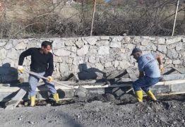 Çukurca Belediyesinden sulama kanalı yapımı