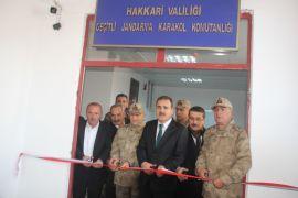 Geçitli Jandarma Karakolu törenle hizmete açıldı