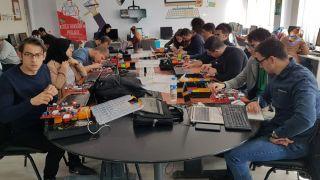 Hakkari'de Bilişimle Üretim ve Bilişim Teknolojileri Çalıştayı