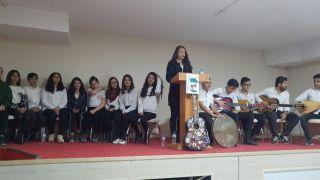 Yüksekova'da 'Çocuklar İçin Çal' etkinliği