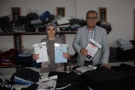 """Hakkari """"Fam Tekstil"""" perakende satışlarına başladı"""