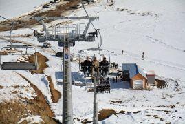 Hakkari kayak severleri ağırlamaya hazır