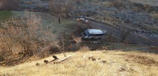 Öğrenci servisi şarampole yuvarlandı: 2 ölü, çok sayıda yaralı