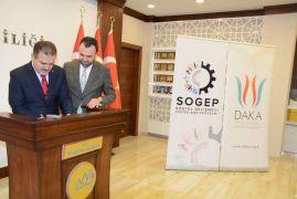 Hakkari'de 2019 SOGEP Güdümlü Projelerin protokolü imzalandı