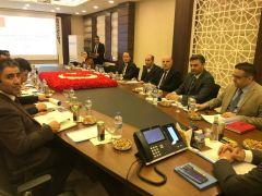 Hakkari'de istihdam, meslek eğitim kurulu toplantısı yapıldı
