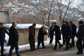 Kaymakam Güven'den Altınsu köyüne ziyaret